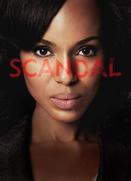 Ce soir, vous la retrouverez donc dans Scandal
