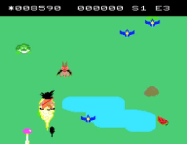 Dragon Ball : Dragon Daihikyō (1986 - Epoch Cassette Vision)