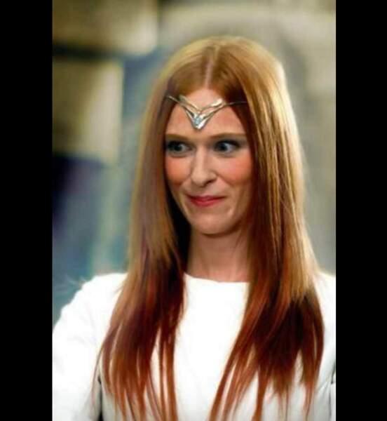 Kaamelott (Série 2005-2010) : Audrey Fleurot est la belle Dame du lac
