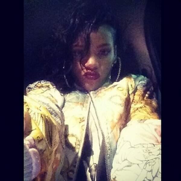 Rihanna, sosie officielle de Prince (ou presque)