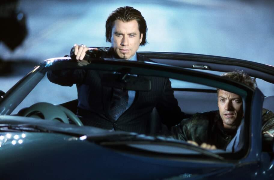 En 2001, il donne la réplique à John Travolta dans Opération Espadon