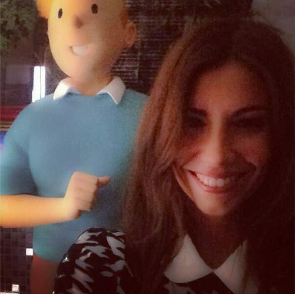 Alexandra Rosenfeld, elle, a largué Jean Imbert pour Tintin