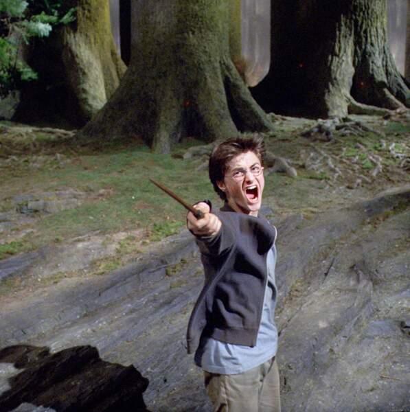 Dans ce volet, Harry doit affronter Sirius Black, un dangereux criminel échappé du pénitencier d'Azkaban