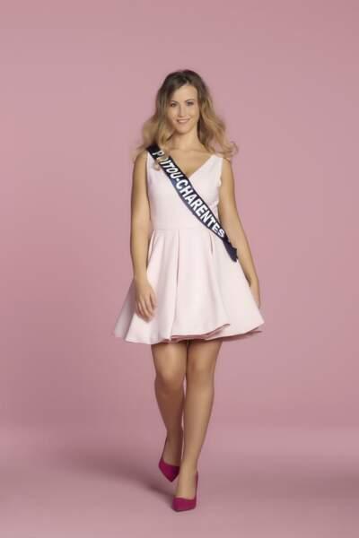 Ophelie Forgit, Miss Poitou-Charentes