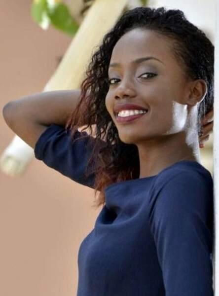 Miss Martinique : Larissa Segarel