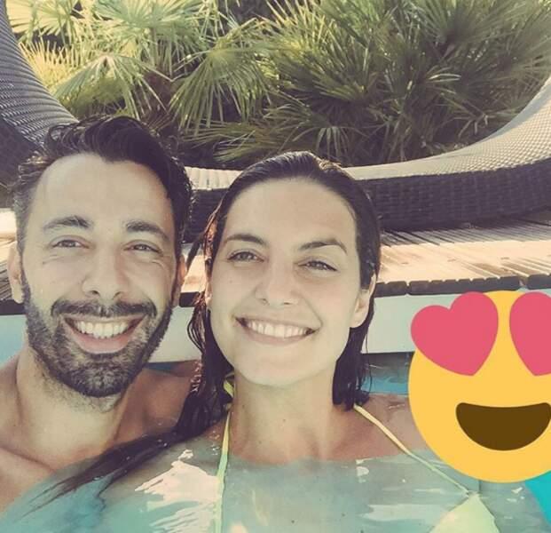 Laetitia Milot et son mari Sabri ont fêté leur anniversaire de mariage cet été. Happy birthday !