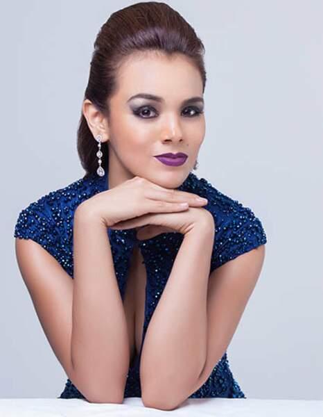 Virginia Argueta, Miss Guatemala