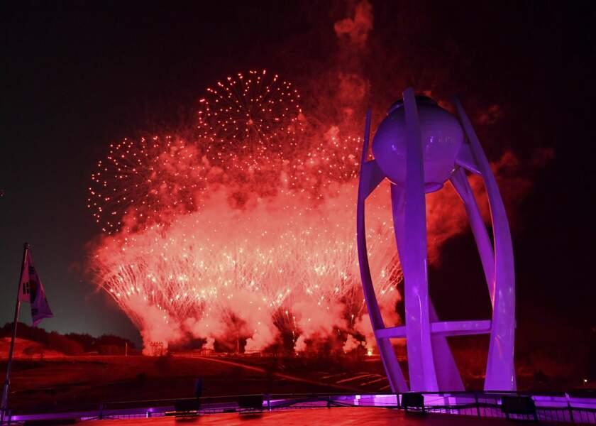 Après deux semaines de compétition, la flamme olympique s'est éteinte...