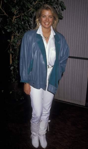 Ridge s'est marié avec Brooke Logan (Katherine Kelly Lang en 1987) à de nombreuses reprises