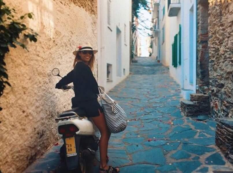 Une petite promenade en scooter ?