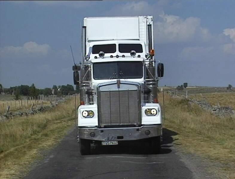 Le fameux camion fait peau neuve