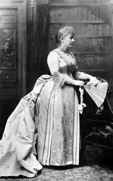 Caroline Harrison a été la première à rénover la Maison Blanche et à imposer le rite de l'arbre de Noël