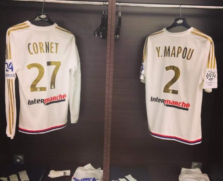Le porteur de l'un de ces maillots a marqué ce week-end, sauras-tu le reconnaître ?