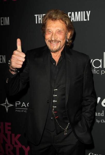 97. Johnny Hallyday (@JohnnySjh) - Chanteur, compositeur et acteur (106 546 followers)