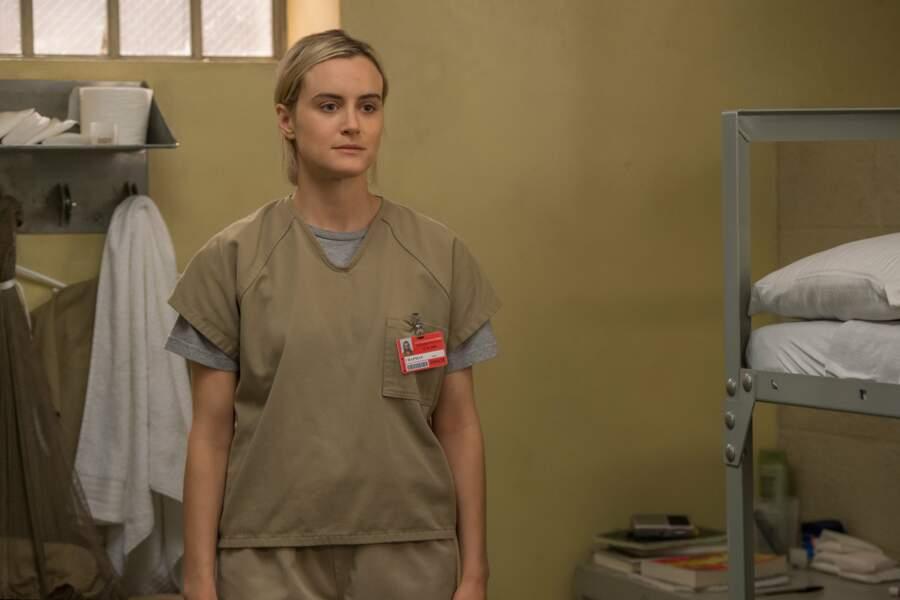 Piper Chapman permet à Orange is the New Black de démarrer lorsqu'elle intègre la prison