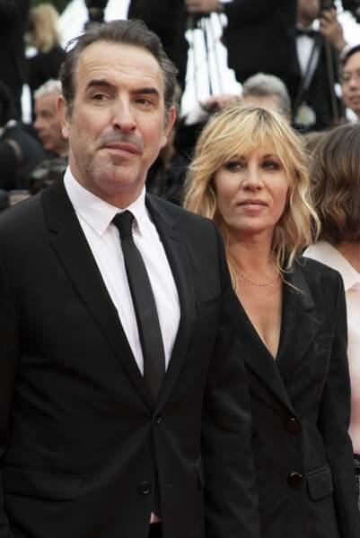 Jean Dujardin, Mathilde Seigner