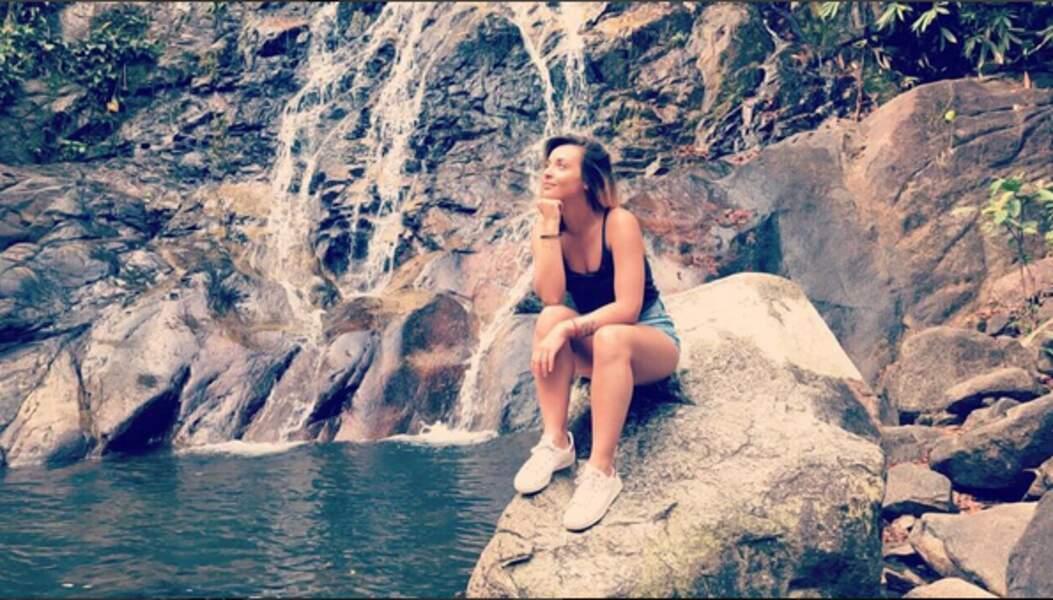 Priscilla est inspirée par les beaux paysages