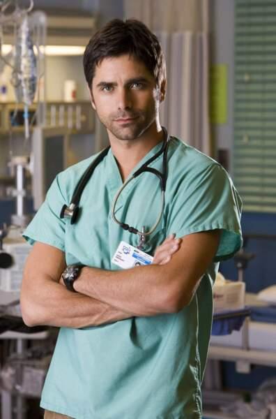 Le docteur Tony Gates par John Stamos