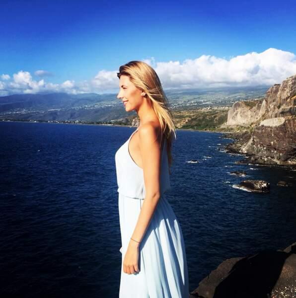 Avant de se quitter, les Miss et ex-Miss nous ont donné envie de voyage ! Ici la Réunion...