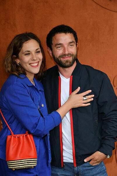 Allyson Paradis et Guillaume Gouix, so in love !