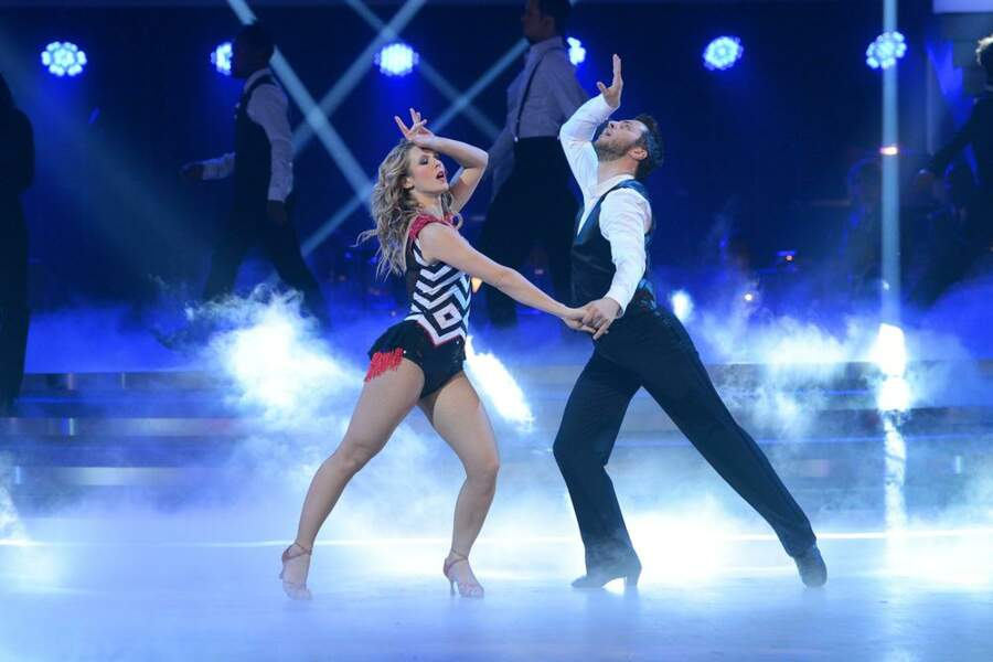 Lorie était la grande favorite de Danse avec les Stars 3. Cela n'a malheureusement pas suffi...