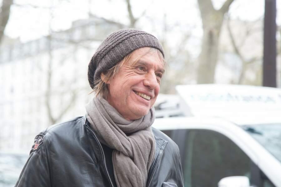 Jean-Louis Aubert était aussi présent