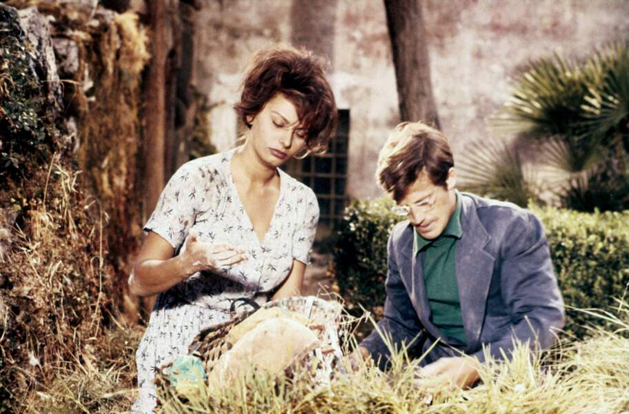 La Paysanne aux pieds nus (1960), avec Sophia Loren