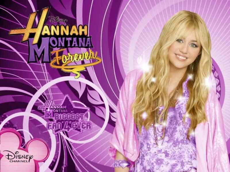 Et Hannah Montana ? Toujours pas ?