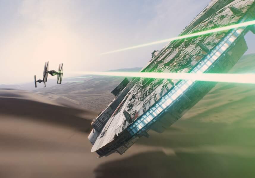 Star Wars : Episode VII - Le Réveil de la force (sortie le 18 décembre)