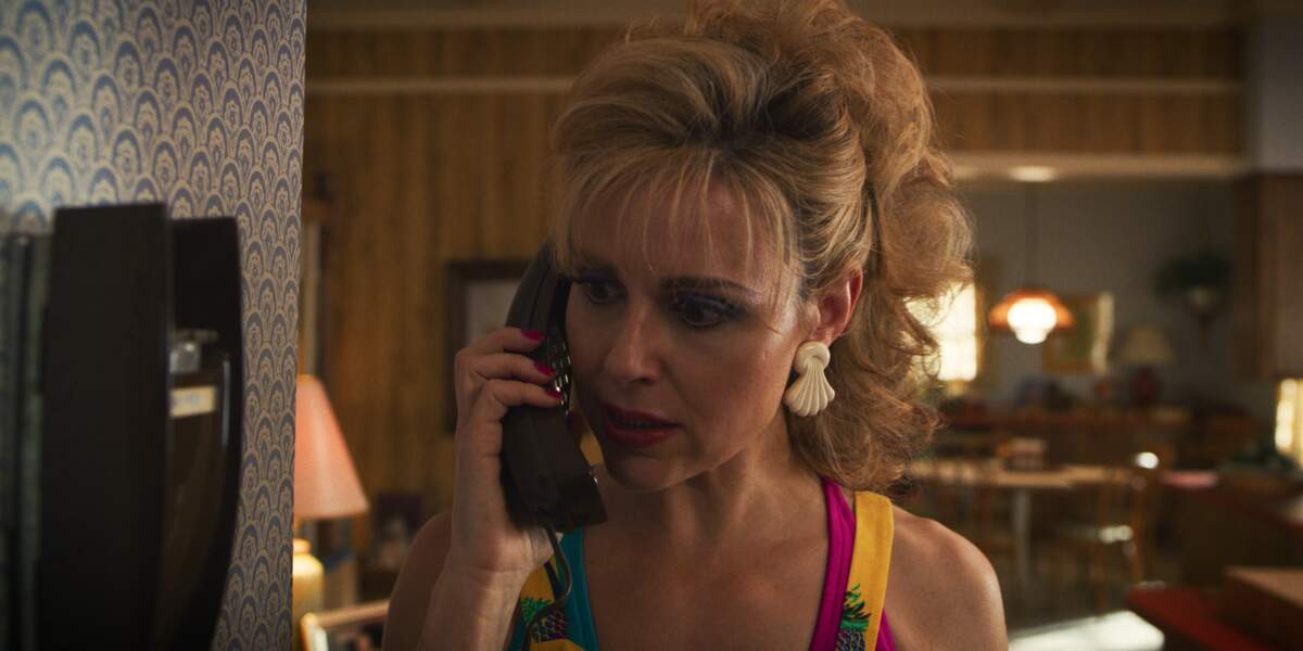 Karen Wheeler (Cara Buono) pensait qu'il serait avec Eleven