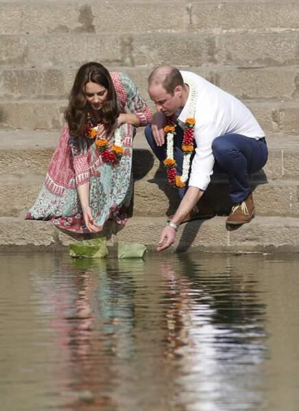 Kate et William ont envoyé des messages de paix