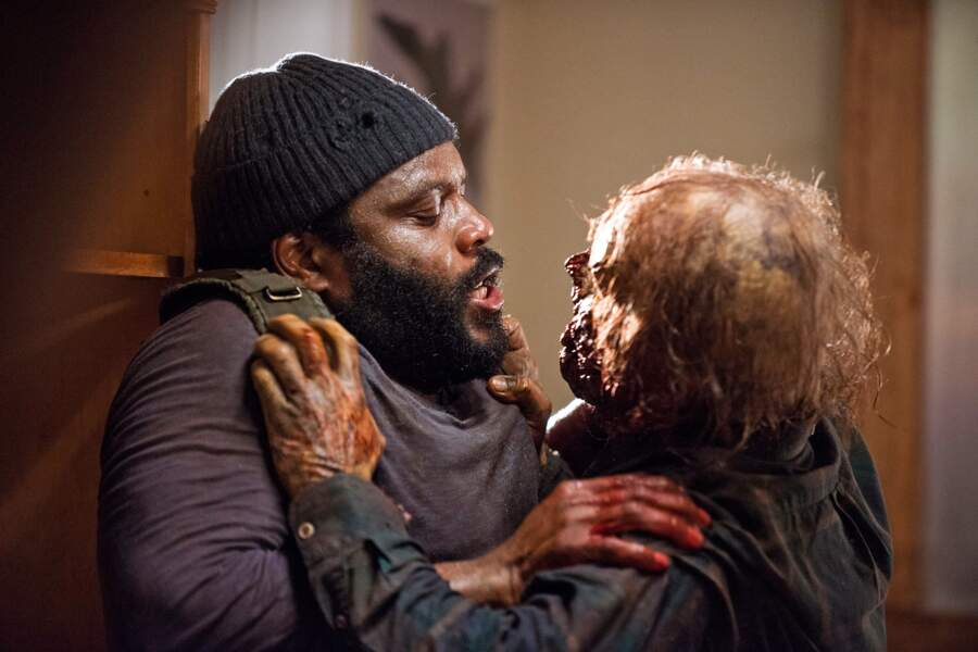 Le charismatique Tyreese meurt lui aussi dans la saison 5