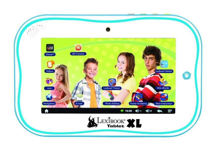 Lexibook : ma première tablette