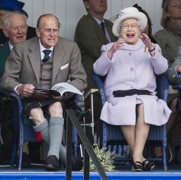 Et on continue de se marrer avec son mari. Bientôt 60 ans que ça dure !