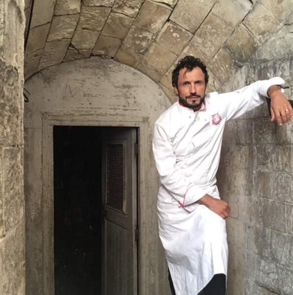 Willy Rovelli est le cuisinier de Fort Boyard... Enfin le cuisinier, pour ceux qui aiment les plats ragoutants