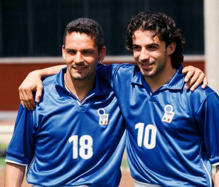 14. Roberto Baggio (Italie) 9 buts