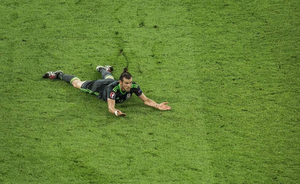 Demi-finalistes, les Gallois ont fini l'Euro à plat
