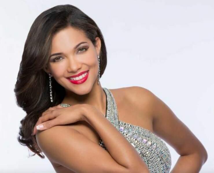 Miss Trinité-et-Tobago, Daniella WALCOTT