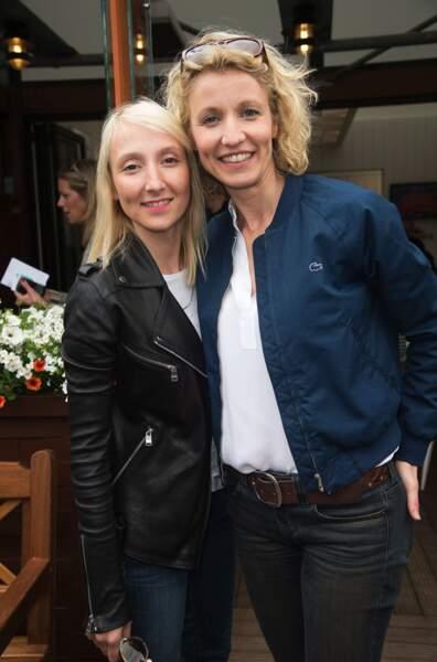 Dans la même team : Audrey et Alexandra Lamy.