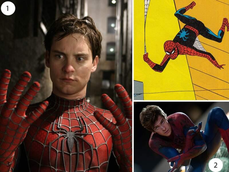 Super-héros, l'éternel combat... Est-ce que Spiderman est le plus fort ?