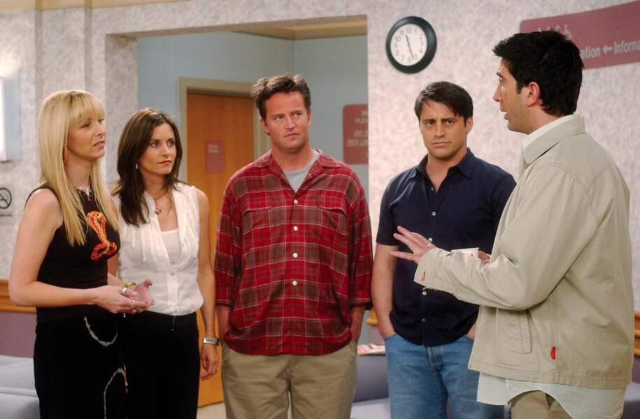 Dans la saison 8, sortie en 2001