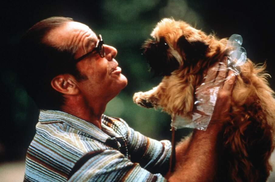 POUR LE PIRE ET POUR LE MEILLEUR (1998) : l'odieux Jack Nicholson fond comme du beurre sous la tendresse canine