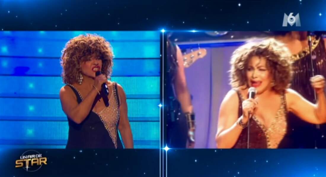 Nicoletta en Tina Turner : la semaine dernière, ça avait fait grand bruit.