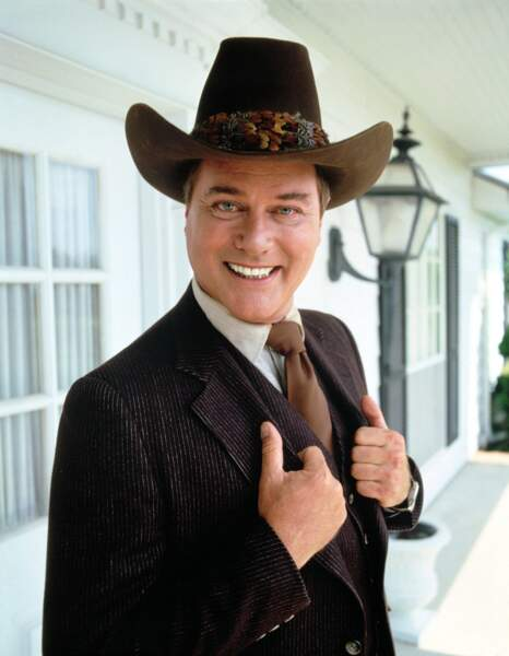 A l'époque de Dallas, rien n'arrêtait JR Ewing ! Il était également incapable de ne pas courir les jupons...