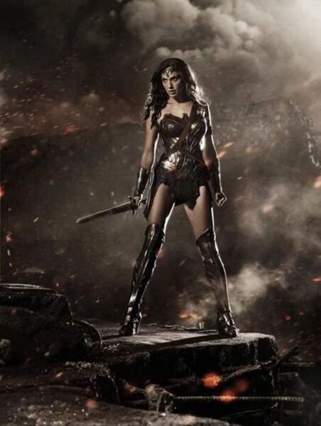 2016 : Wonder Woman est plus proche de Xena la Guerrière que de la jolie pin-up des débuts