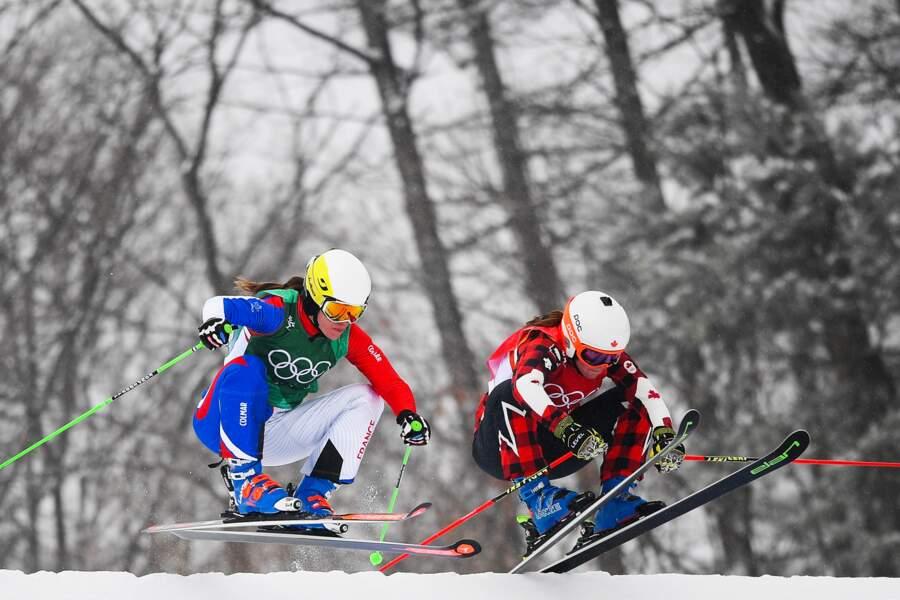 "Sobres, ils lancent le ""seated ski"""