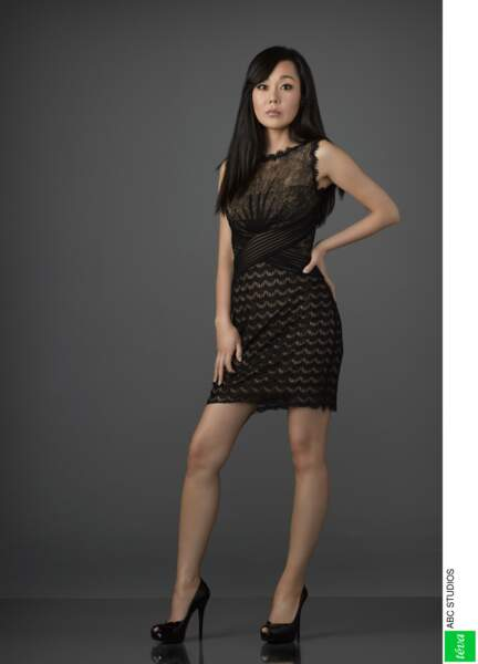 Karen Kim, toujours aussi splendide depuis Lost
