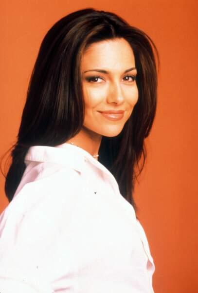 Vanessa Marcil alias Gina Kincaid dans Beverly Hills