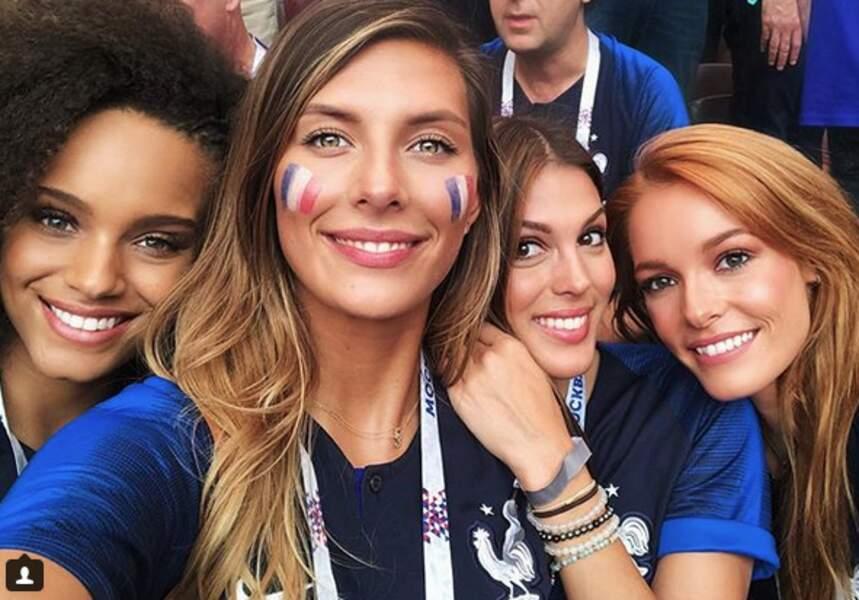 Les Miss France Alicia Aylies, Camille Cerf, Iris Mittenaere et Maeva Coucke sont de la partie !