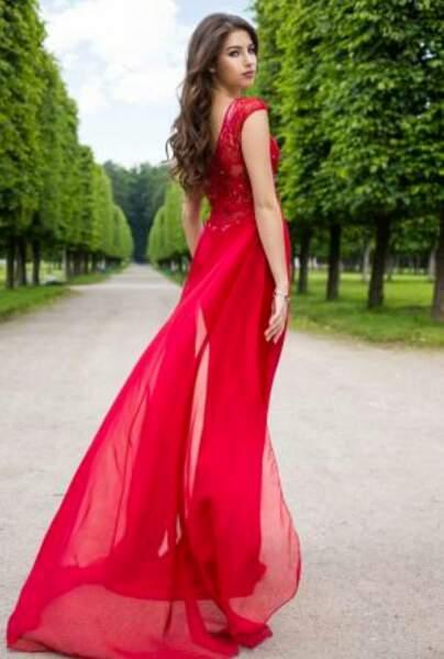 Miss Russie, Yana DOBROVOLSKAYA